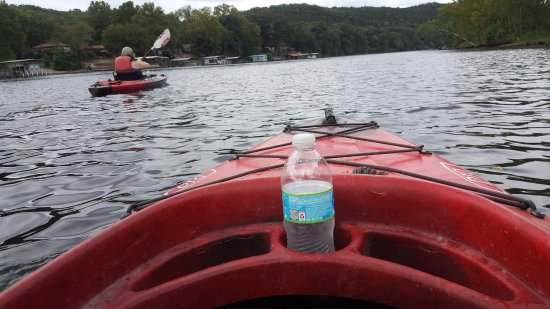 Hollister, MO : Classic Kayaking Shot