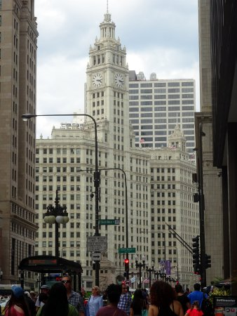 Wrigley Building South Tower