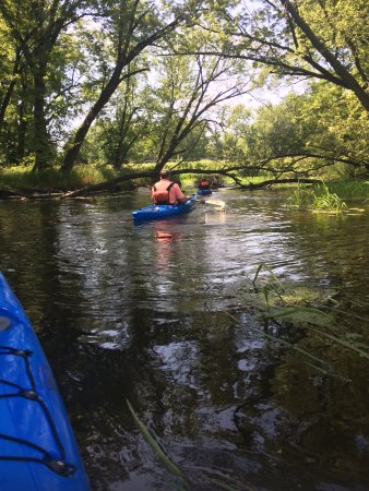 Wabasha, MN: Broken Paddle Guided Tour