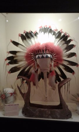 Livingston, MT: Head dress