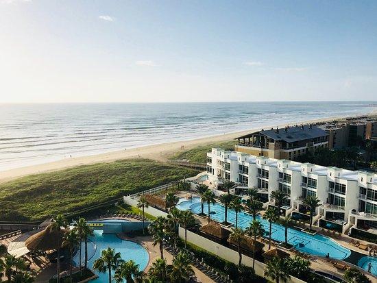 Pearl South Padre: Vue du balcon