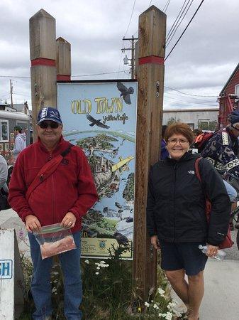 Old Town: Achat de poisson sur le quai