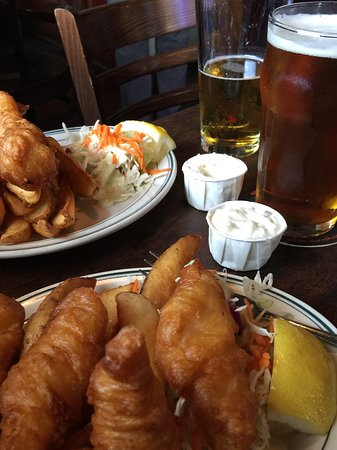 Oregon City, OR: Fish and chips
