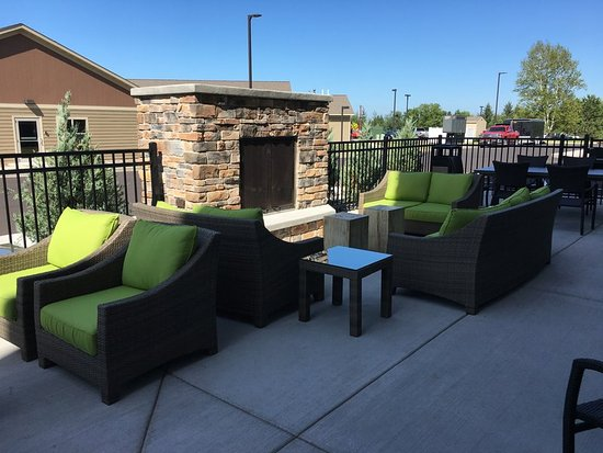 Rice Lake, WI: Guest Patio