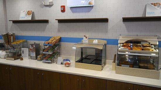 Bordentown, Νιού Τζέρσεϊ: Newly built fresh free breakfast