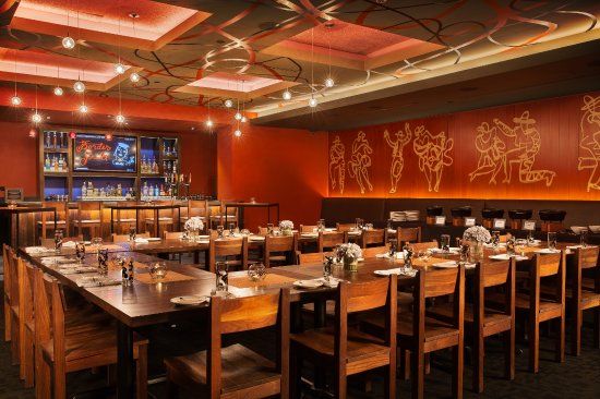 Private dining room picture of border grill forum shops las vegas tripadvisor - Las vegas restaurants with private dining rooms ...