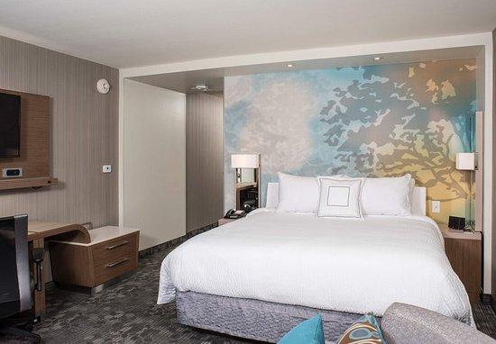 Clifton Park, Estado de Nueva York: King Guest Room