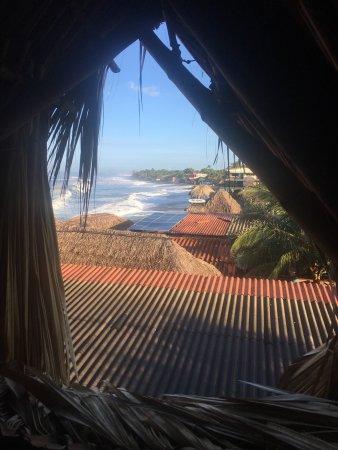 Las Penitas, Nicaragua: Aussicht aus dem Zimmer❤️