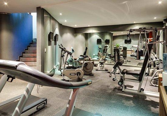 Kempton Park, Sydafrika: Gym