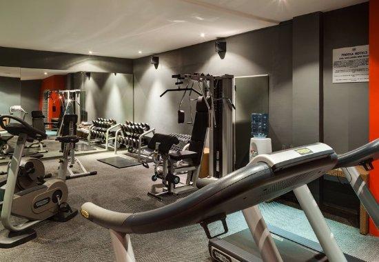 Kempton Park, Sydafrika: Fitness Center