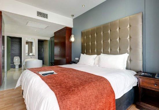 Kempton Park, Sudáfrica: One-Bedroom Suite - Bedroom