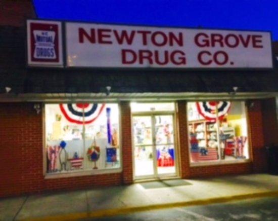 Newton Grove Nc Restaurants