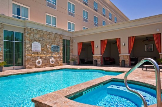 Temple, TX: Relax pool-side in one of our comfortable cabanas