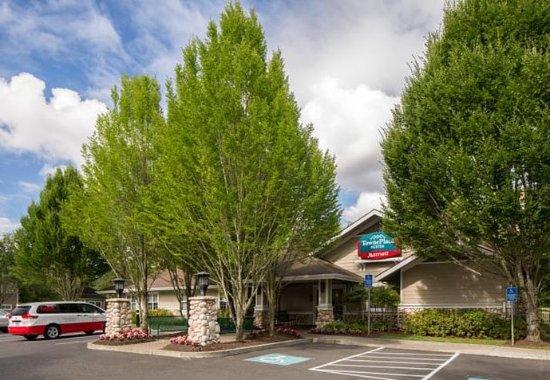 Hillsboro, Oregón: Entrance