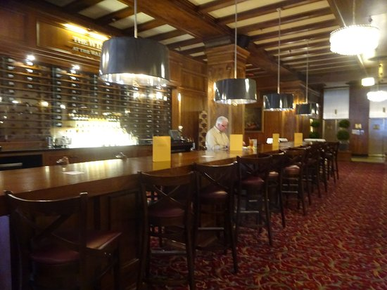 Walnut Room Wine Bar And Conter For Small Plates Dining