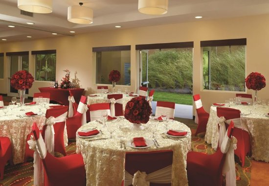 Courtyard San Jose Airport Alajuela: Wedding Reception