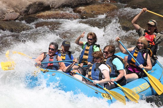 Mountain Waters Rafting & Adventure Company : Our great day!
