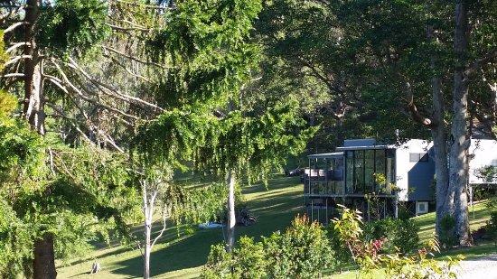 Ocean View, Australia: 2 BR Villa in which we stayed