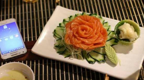 Boicucanga, SP: Samurai Sushi & Burguer