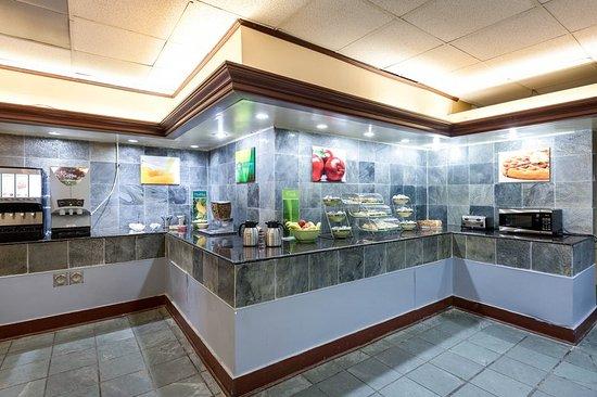 ดันแคนวิลล์, เท็กซัส: Breakfast Area