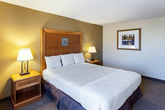 ดันแคนวิลล์, เท็กซัส: King guest room