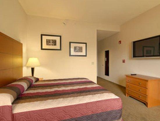Garden City, GA: Standard King Bed Room