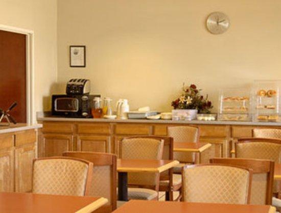 Garden City, GA: Breakfast Area