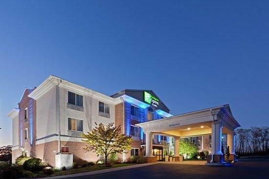 Lititz, PA: Hotel Exterior