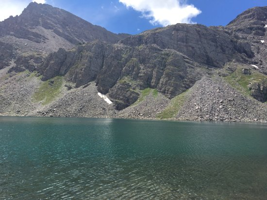 Cathedral Lake Trail