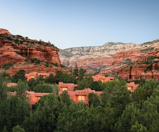 Enchantment resort updated 2017 prices reviews photos for Sedona cabins and lodges