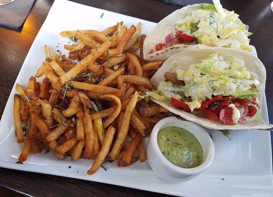 Hudson, WI : Fish Tacos