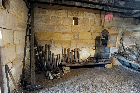 Wollombi, Austrália: Original Convict cells
