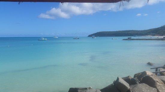 Antigua Village: Beach at the Village