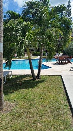 Antigua Village: Pool Area