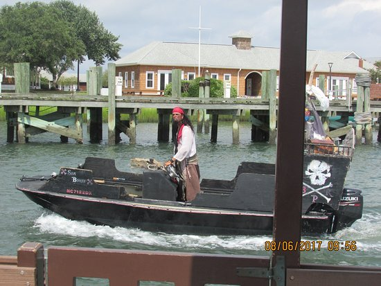 Beaufort, Carolina do Norte: Captain Kegger