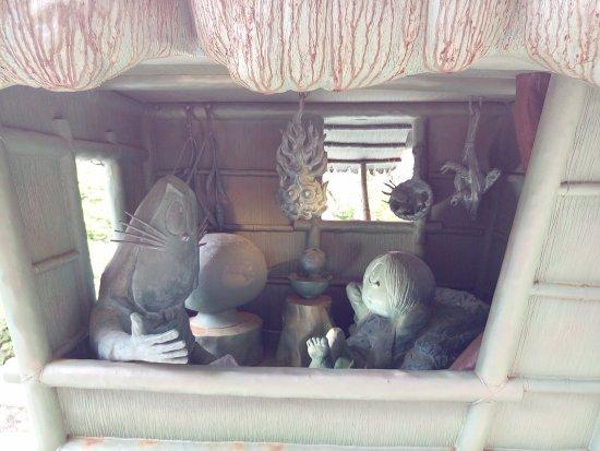 Mizuki Shigeru Museum: 鬼太郎的家