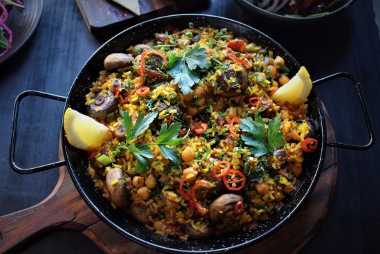 Warners Bay, Australia: Paella