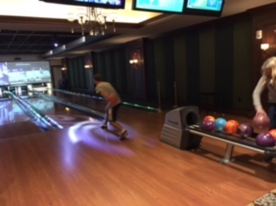 Play at The Broadmoor: bowling at Play