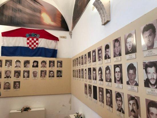 Memorial Room of the Defenders of Dubrovnik: photo3.jpg