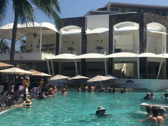 Secrets Vallarta Bay Puerto Vallarta: swim up bar