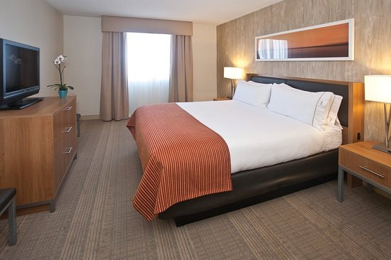 Holiday Inn Express San Francisco Airport South: King Bed Guest Room