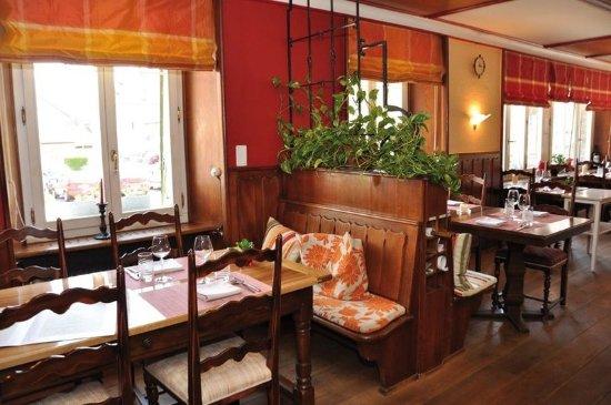 Bulle, Suiza: Restaurant