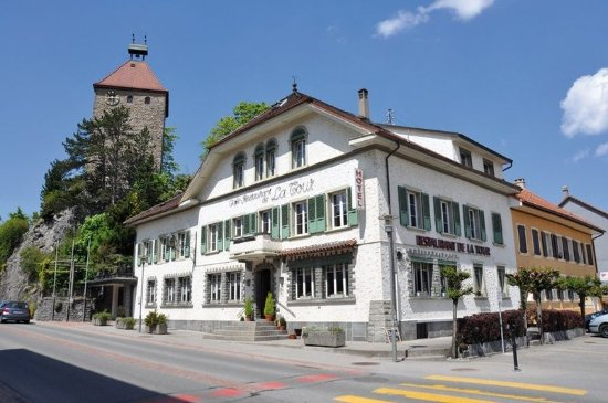 Bulle, Suiza: hotel