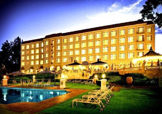 Vereeniging, Güney Afrika: Hotel Exterior