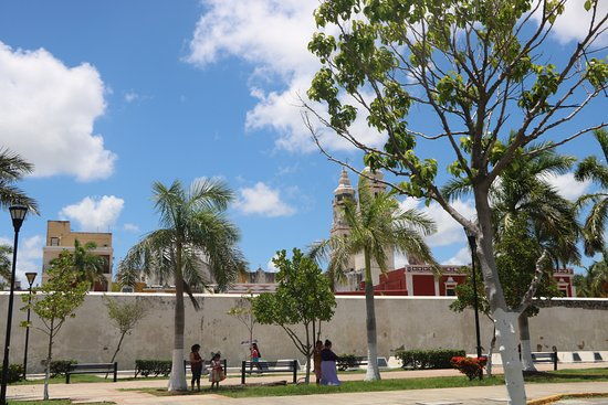 Campeche, Meksiko: Walls 4
