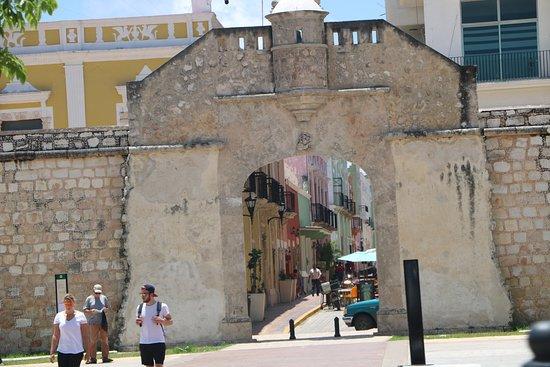 Campeche, Meksiko: Walls 6