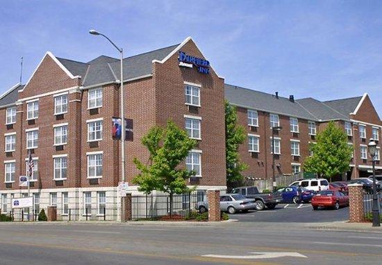 Fairfield Inn Kansas City Downtown/Union Hill: Exterior
