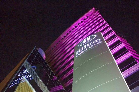 Hilton Dubai Creek: Hotel Exterior