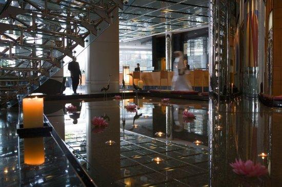 Hilton Dubai Creek: Lobby