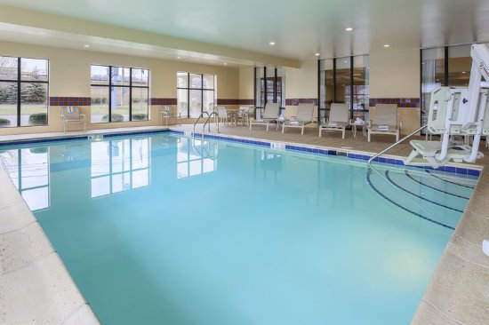 West Haven, CT: Indoor Pool